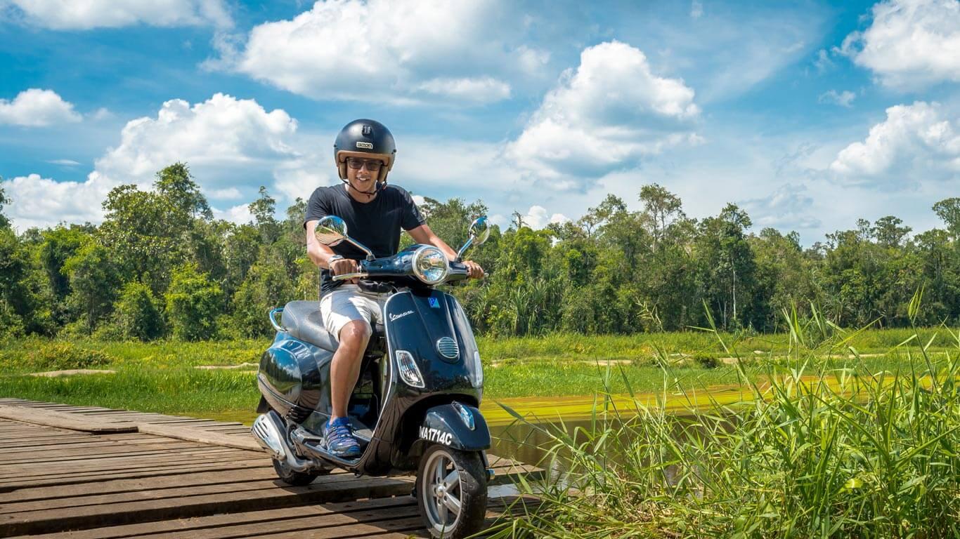 Kuala Selangor Motorcycle Tour
