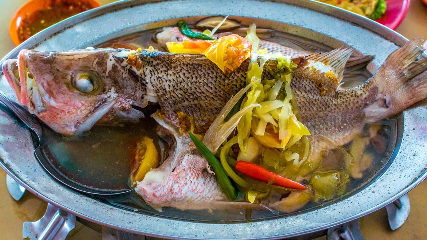 Malaysia Seafood Tour